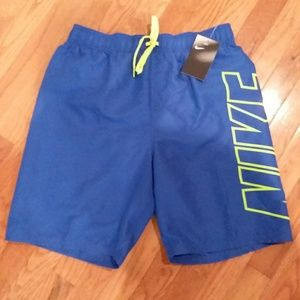 New Nike swim shorts